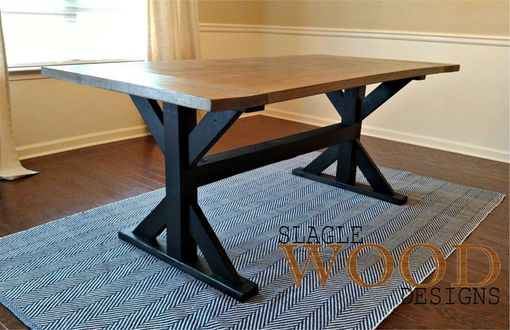 Custom Made The Knox Dining Table