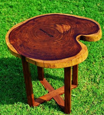 Custom Made Bean Table 1