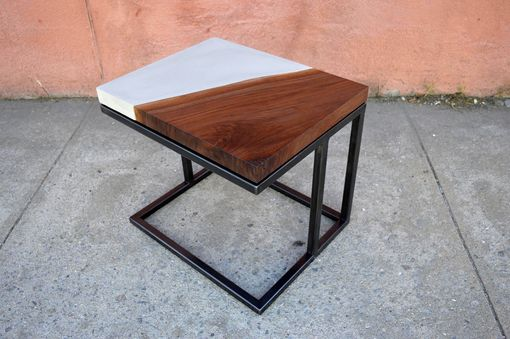"Custom Made ""Resolve"" Side Table"
