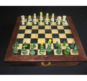 Custom Made Go Ducks Chess Board