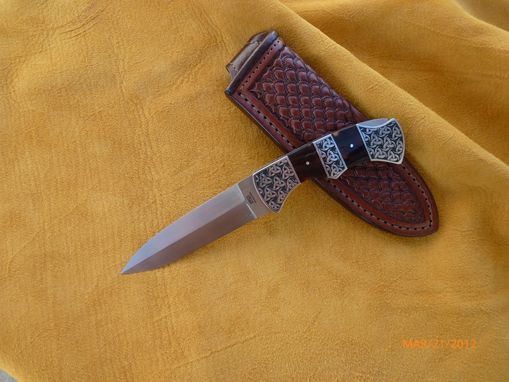 Custom Made Convertible Push Dagger