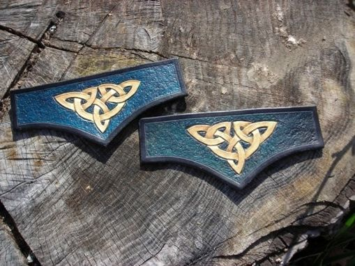 Custom Made Leather Cuffs And Bracers