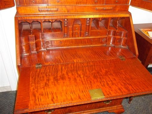 Custom Made Flat Top Secretary