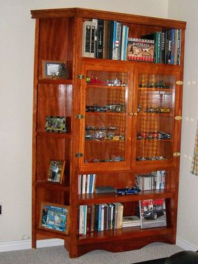 Custom Made Display Cabinets