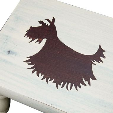 Custom Made Doggy Stool
