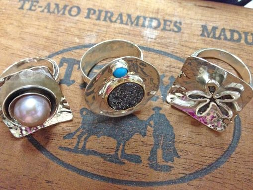 Custom Made Three Sterling Silver Projects