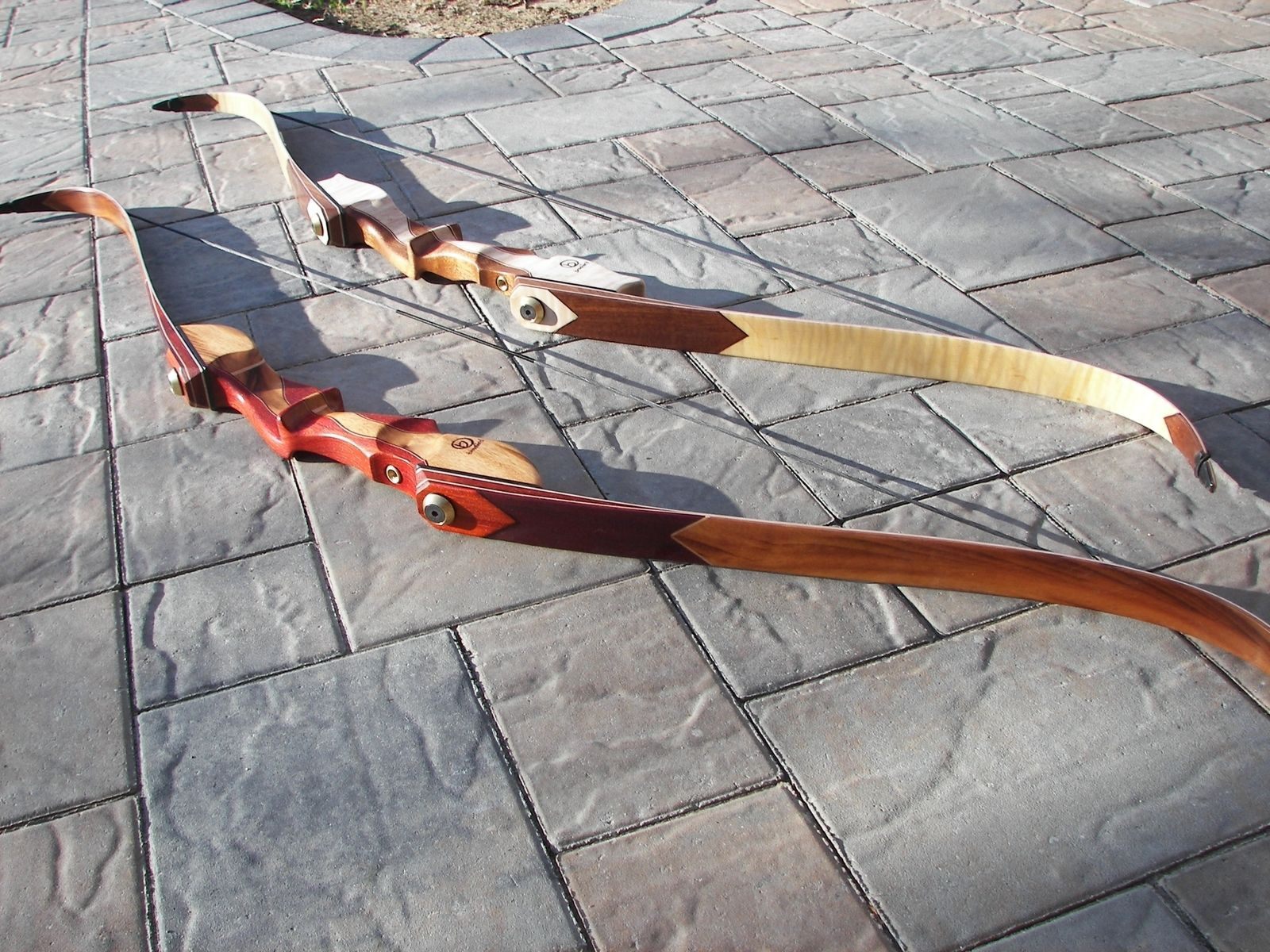 Custom Made Take Down Recurve 62 Quot Amo Archery Bow By Bradford Custom Creations Custommade Com