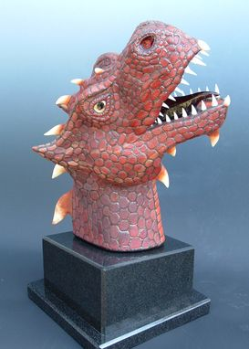 Custom Made Jac (Judgement And Condemnation, The Smirking Dragon In Us All)