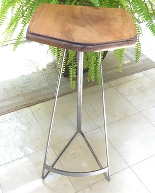 Custom Made Napa Stool