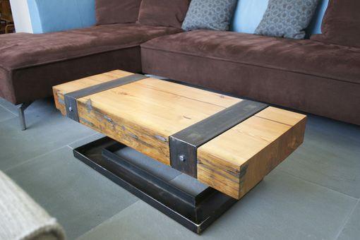 Custom Made Lowboy Coffee Table