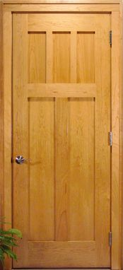 Custom Made Interior Doors