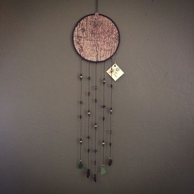 Custom Made Sea Fan Ocean Dreamcatcher