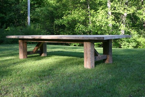 Custom Made Garden Dining Table