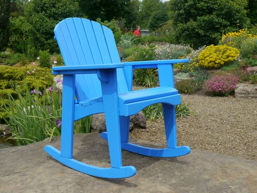 Custom Made Garden Rocking Chair