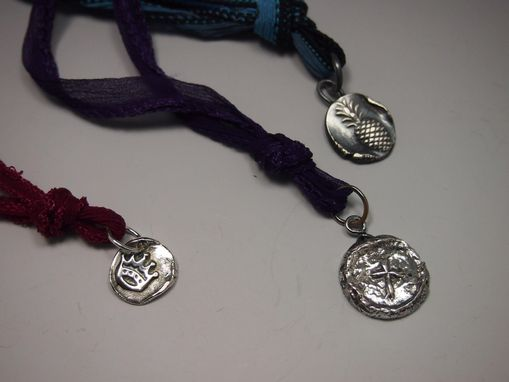 Custom Made One Of Kind Pendants, Medallions And Charms