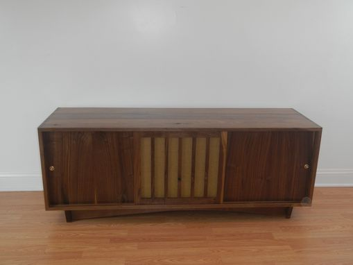 Custom Made Mid Century Modern/ Danish Modern Credenza/Sideboard - No Upper Shelf