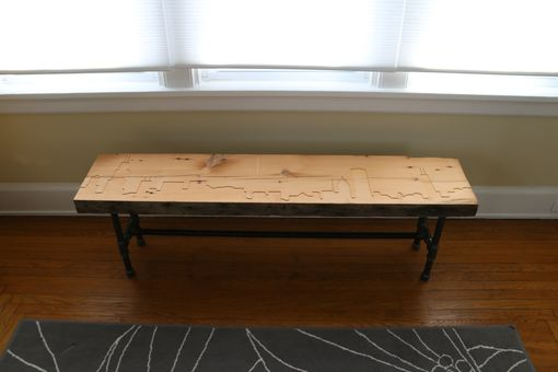 Custom Made Chicago Bench