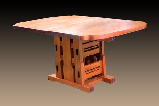 Custom Made Gamble House Table