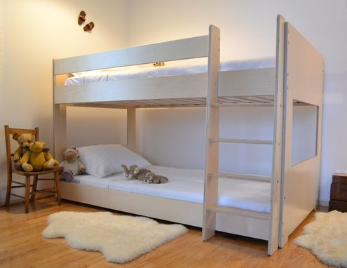 Custom Made Mid Bunk Bed