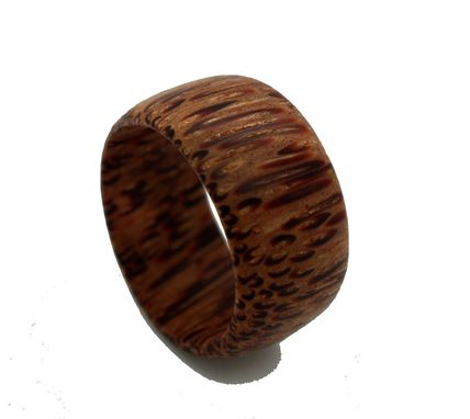 Custom Made Custom Single And Multi-Wood Rings