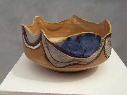 Custom Made Stoneware Bowl