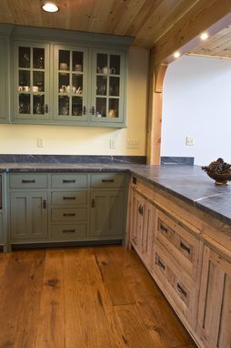 Custom Made Custom Kitchen Cabinets - Storiedboards