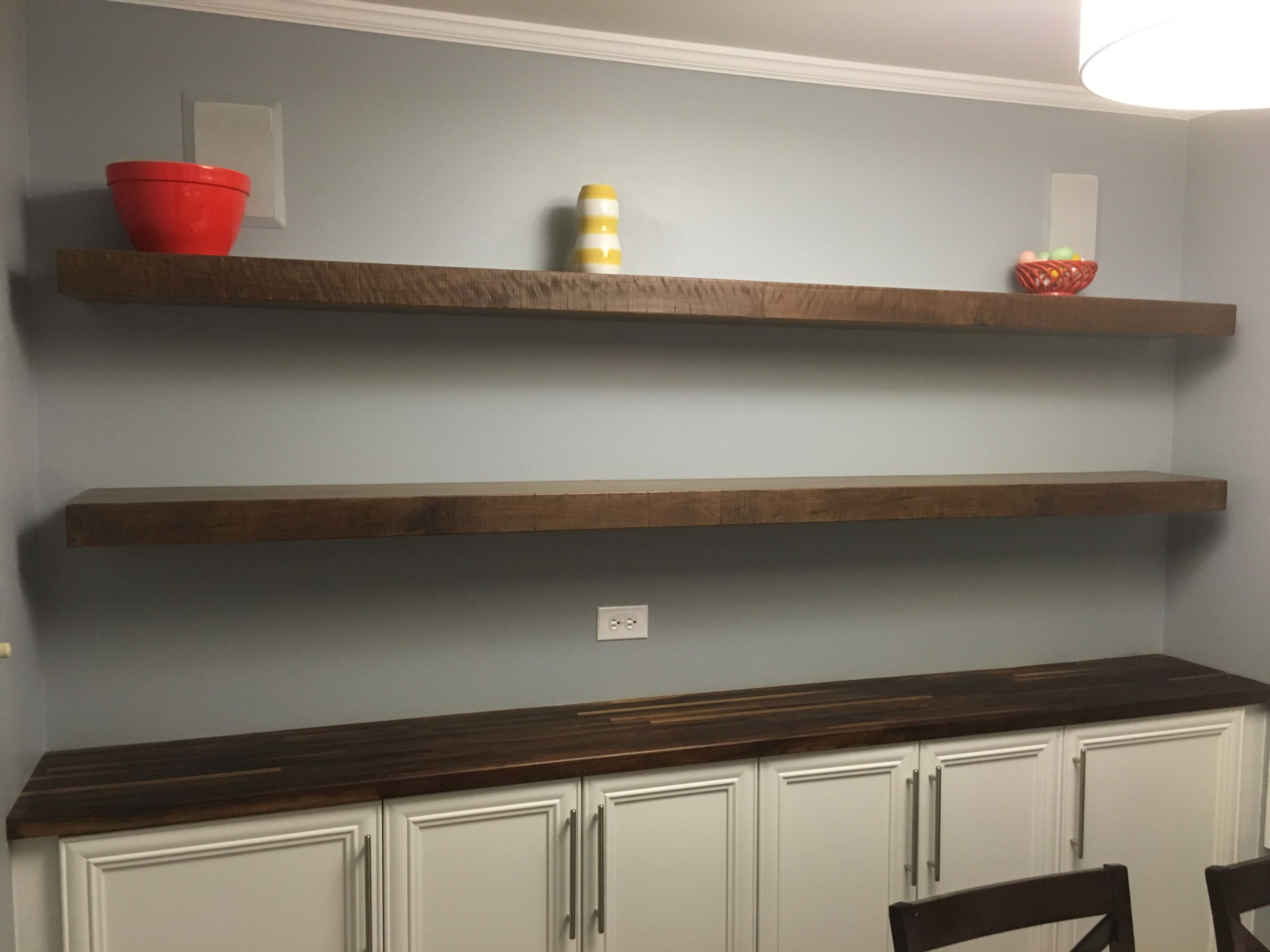 Farmhouse Bookshelf Decor Built Ins