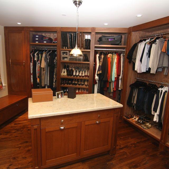 custom mahogany aromatic cedar closet by cabinet creations of sun