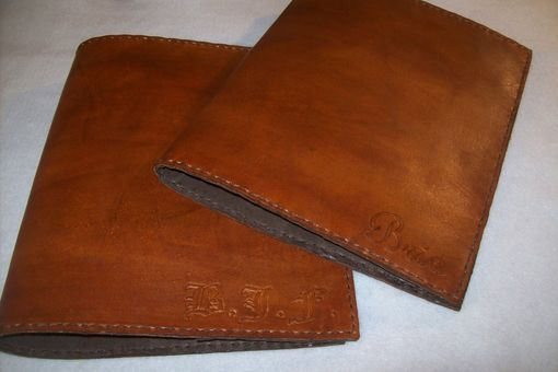 Custom Made Custom Leather Bible Cover