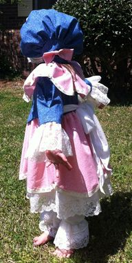 Custom Made Mother Goose Costume