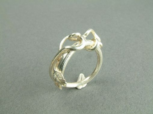 Custom Made Vine Ring