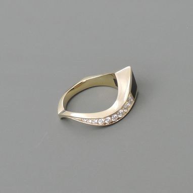 Custom Made The Shooting Star Ring