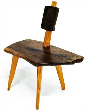 Custom Made Stool Chair