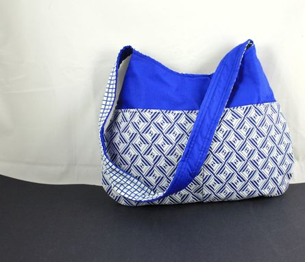 Custom Made Hobo, Shoulder Sling Purse, Women's Handbag