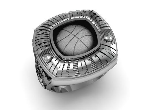 Custom Made Hall Of Fame Ring