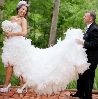 Custom Made Custom Made Wedding Dress