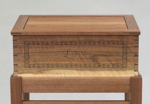 Custom Made Bible Box