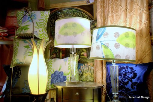 Custom Made Custom Made Lampshades Available In Any Colour In Any Shape