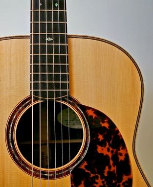 Custom Made O.C.Bear 'Madison' Model Acoustic Guitar