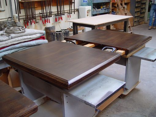 Custom Made Refinish Dining Room Table