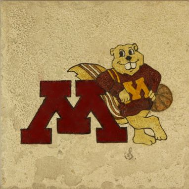 Custom Made Alma Mater Tile