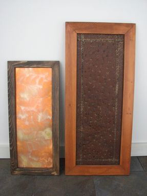 Custom Made Metal Cabinet Door Panels