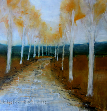 Custom Made Landscape Painting