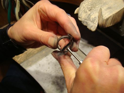 Custom Made Engagement Ring Process