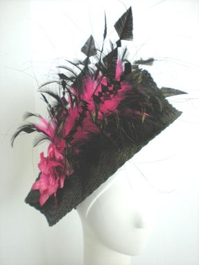 Custom Made High Fashion Tilt Hat