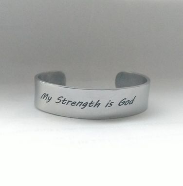 Custom Made Custom Engraved Bracelets