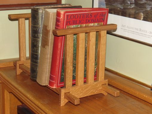 Custom Made Book Rack