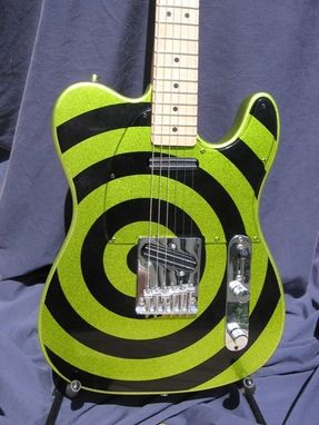 Custom Made Bullseye Tele