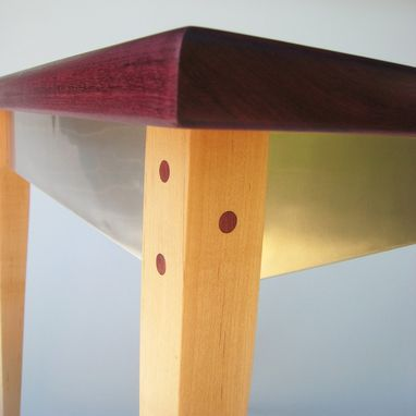 Custom Made Frog Table - Side Table Display Table