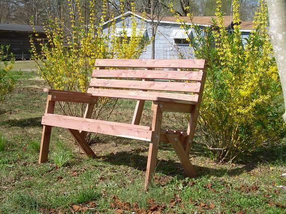 Amazing Custom Garden Furniture By The Hillbilly Shop Llc Machost Co Dining Chair Design Ideas Machostcouk
